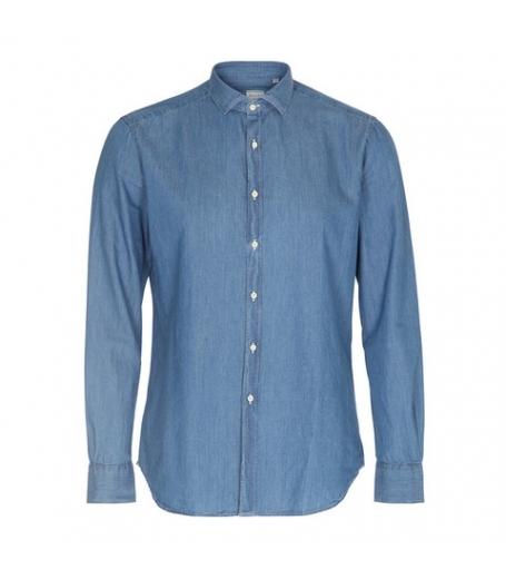Xacus skjorte i denim