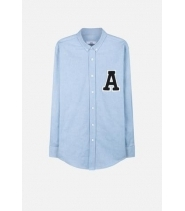 'A' PATCH SHIRT