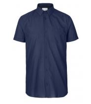 Won Hundred skjorte i mørkeblå