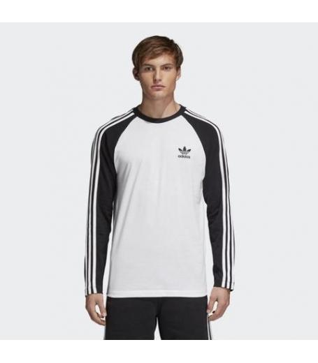 Adidas 3-Stripes LS Balck