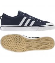 Adidas Nizza Navy/White