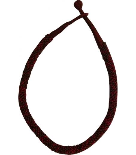 Afrikansk perlehalskæde