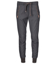 BAGGY STRETCH PANTS - GUSTAV 16016