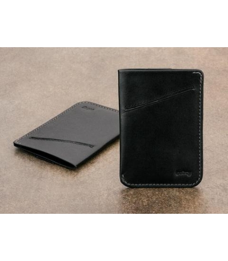 Bellroy kortholder - sort