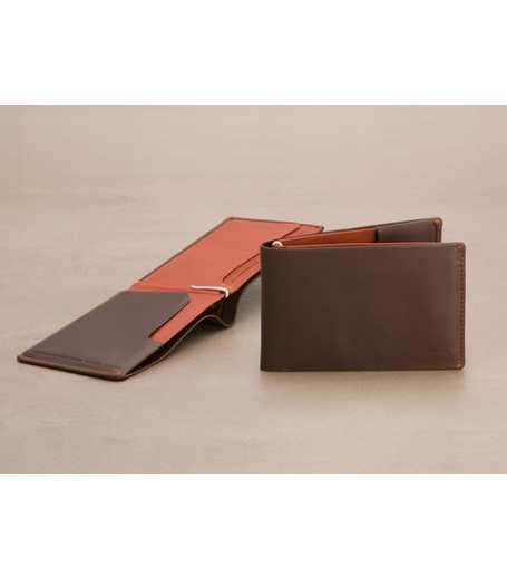 Bellroy - Travel Wallet - Mocca