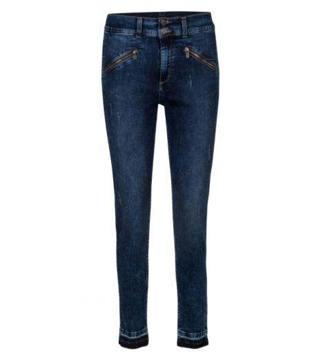 Bessie Jeans i 7/8 længde med stretch