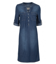 Bessie kjole i denim