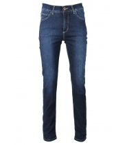Bessie stretch jeans i denim - tight