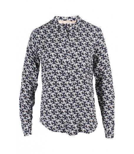 Blød krøl skjorte fra Rue de Femme - DOT TAPESTR