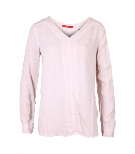 BLOUSE W/LONG SLEEVES - S.OLIVER