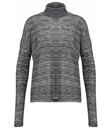 Bluse med rullekrave fra mbyM - LAKIN