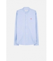 BUTTON-DOWN SHIRT - SKY BLUE