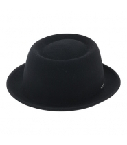 Stetson CAMERON VITAFELT hat - sort