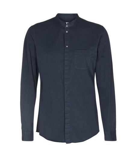 Dondup CAMICIA MAHUT skjorte i mørkeblå