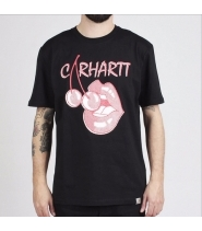 Carhartt Cherry lips - T-shirt