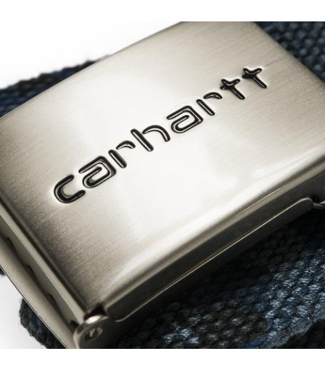 Carhartt Clip belt chrome black
