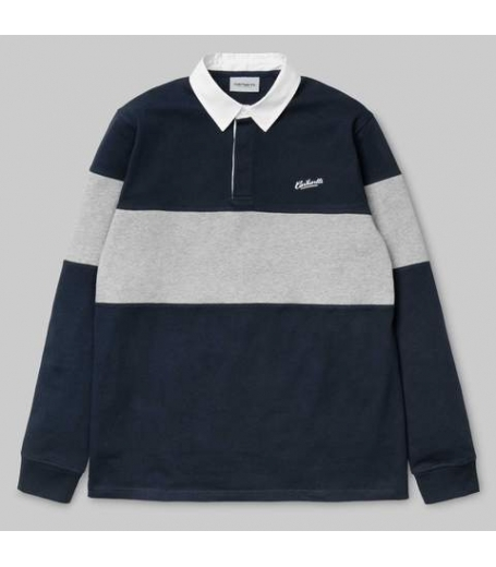 Carhartt LS Vintage Rugby Polo