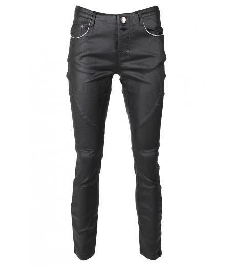 Coated bukser fra Rue de Femme - ROOKIE