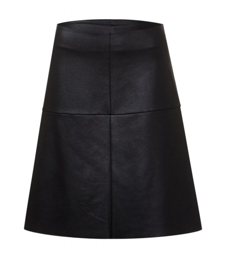 COATED JERSEY SKIRT - STREETONE 120417