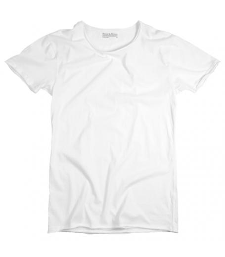 Bread & Boxers t-shirt - hvid