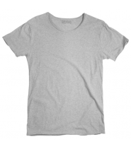 Bread & Boxers t-shirt - grå