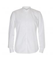 Aglini DAVIDBESP skjorte -  hvid
