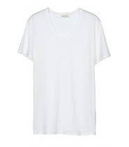 American Vintage DECATUR t-shirt - hvid