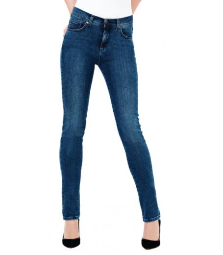 Denim stretch jeans fra Bessie