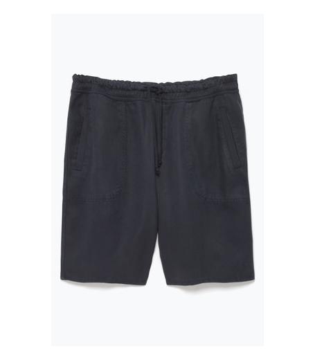 American Vintage DERINAROAD shorts i sort