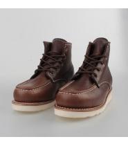 Dickies Illinois Boots Dark Brown