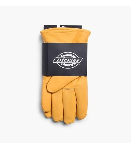 Dickies Lined Leather Glove