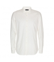 Lardini EACLCLNC skjorte - hvid