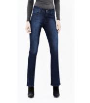 Flair jeans fra Bessie i denim stretch