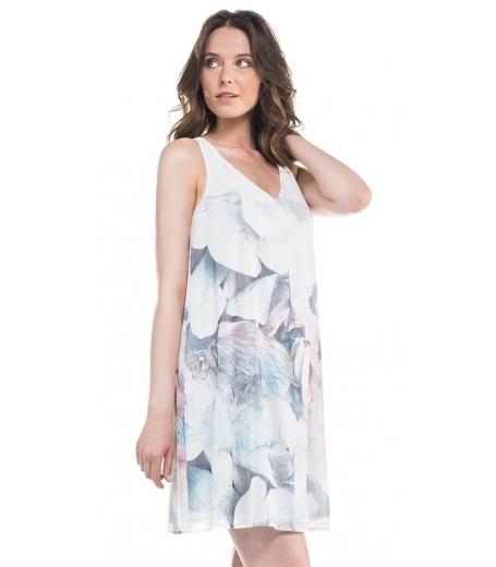 FLORAL PRINT DRESS - BUZIOS