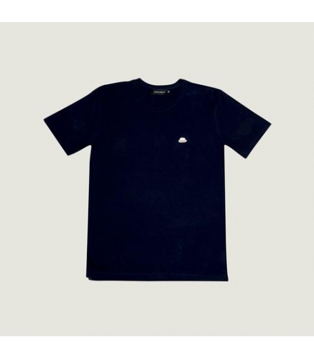 Fonda Sublime Basic patch t-shirt for mænd