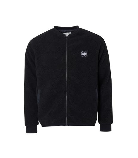Foret roam fleece - sort