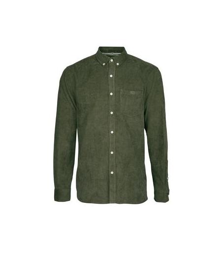 Forét Moss Shirt Olive