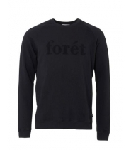 Foret spruce sweatshirt - sort