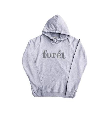 Forét Spruce Hoodie Grey