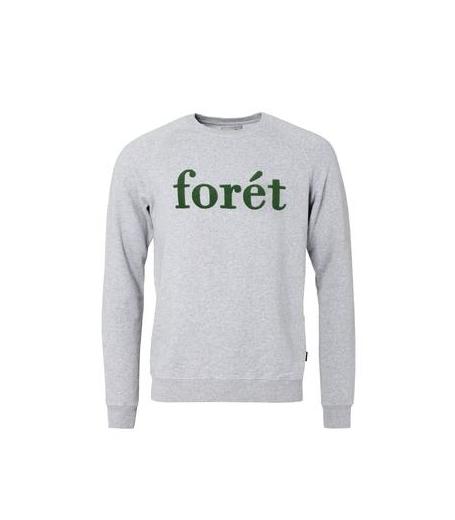 Forét Spruce Sweatshirt Grey/Army