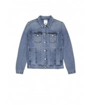 FOURTEEN DENIM JACKET - DODGE BLUE