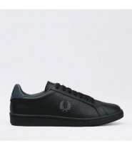 Fred Perry Parkside sort/grå