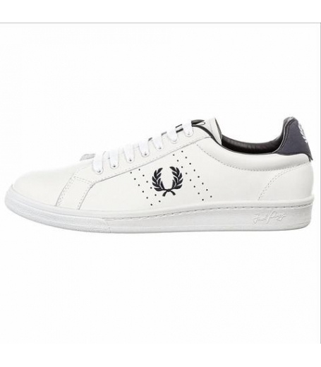 Fred Perry Parkside White/Navy