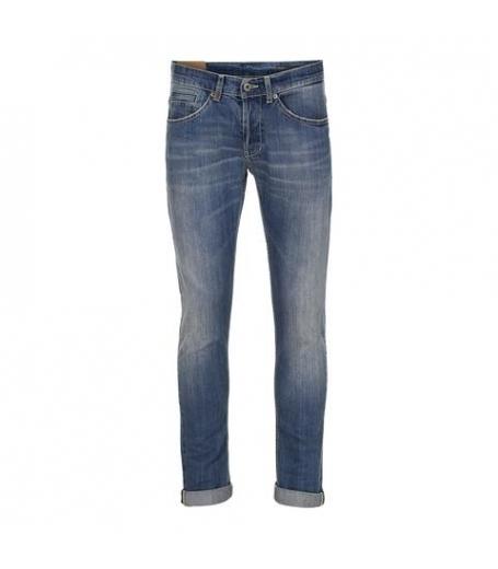 Dondup GEORGE jeans - WASHED blå
