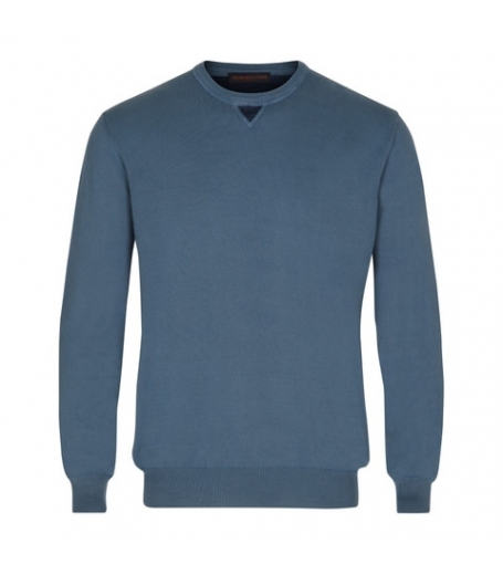 Trussardi Girocollo sweatshirt - blå