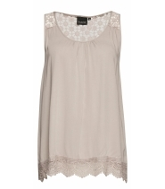 Gismo blonde top fra b.young