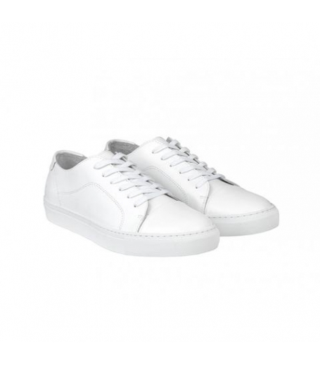 GP classic lace - hvide sneakers