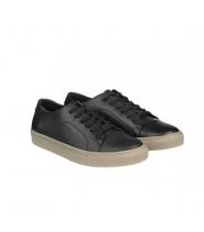 GP classic lace - sorte sneakers