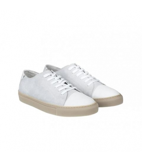 GP classic lace - grå/hvid sneakers
