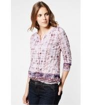Harda bluse med print fra Street One - 310705